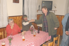 Výroční schůze 2009